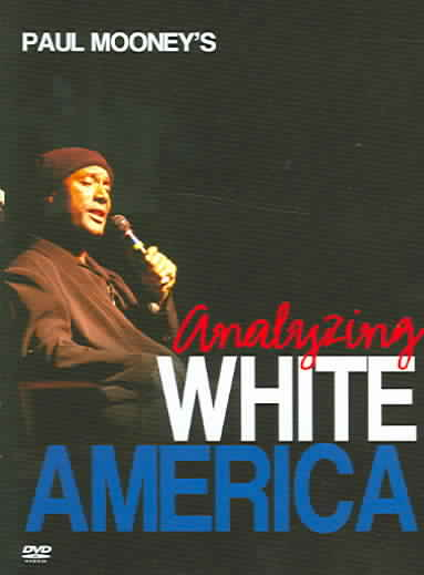 PAUL MOONEY:ANALYZING WHITE AMERICA BY MOONEY,PAUL (DVD)