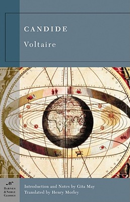Candide, or Optimism By Voltaire/ May, Gita (INT)/ Morley, Henry (TRN)/ Walsh, Lauren (TRN)/ Odle, Alan (ILT)/ May, Gita/ Morley, Henry